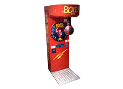 Arcade Boxing Machine Rental